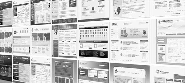 Webdesign - wir designen schicke Websites, Apps und Onlineshops
